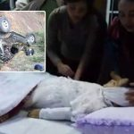 Hakha ah a rami motor accident in kum 4 ngakchia Catherine a nunnak liam