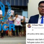 UNHCR nih Chin ralzaam donghternak policy a thlen cang